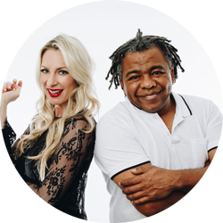 Smile Breakfast with Bobby Brown and Lindy Lehto