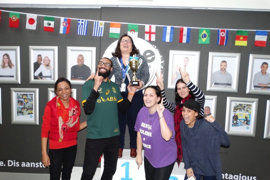 2016 Staff Office Olympics