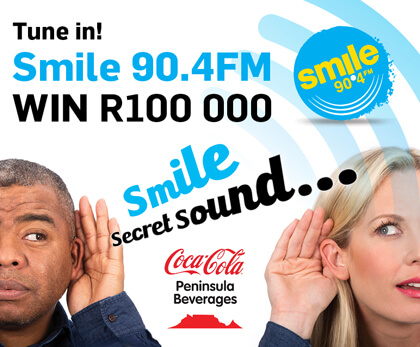Smile 90 4FM | Guess the Smile Secret Sound to win a share