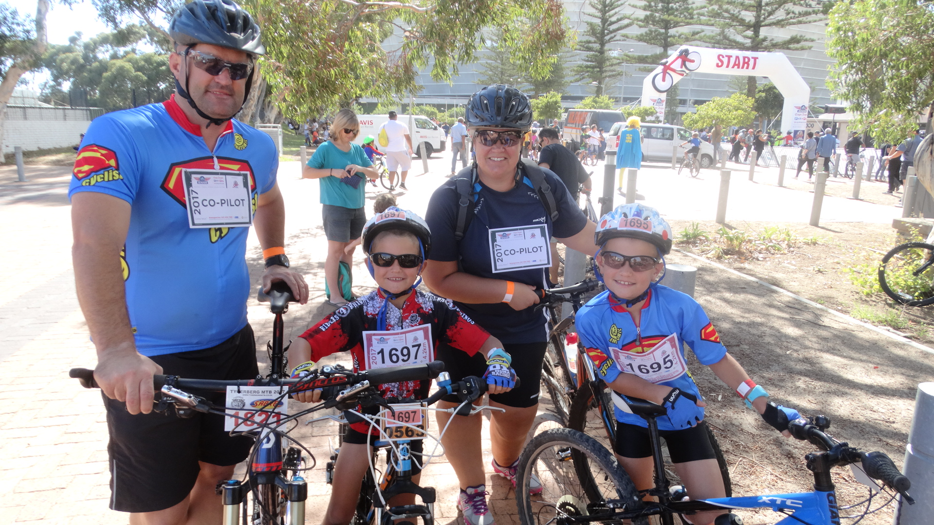 Cycle Junior Tour