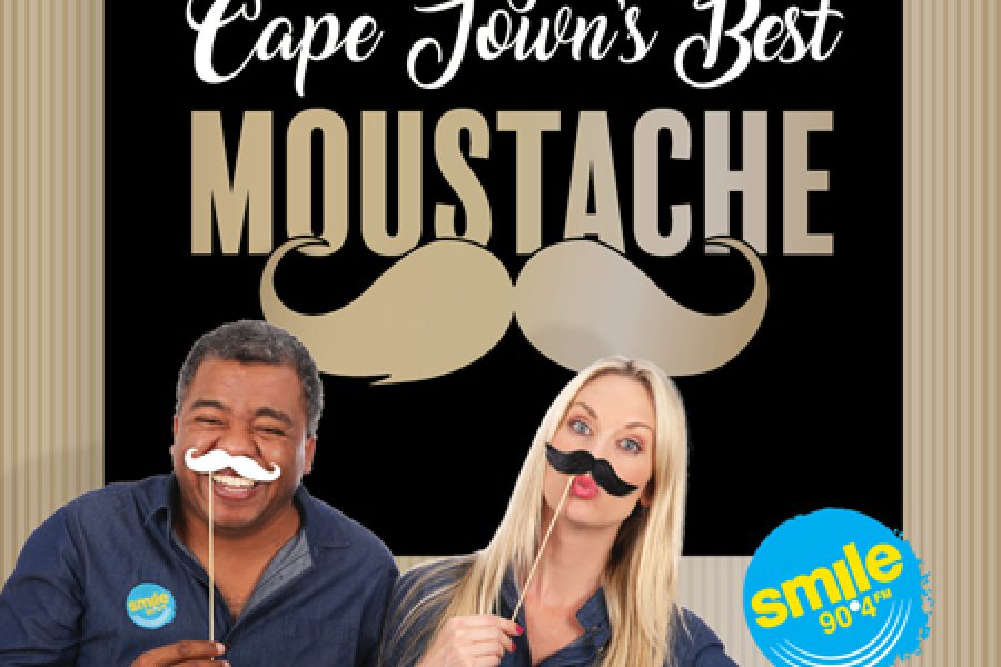 Smile Breakfast is looking for… CAPE TOWN'S BEST MOUSTACHE!