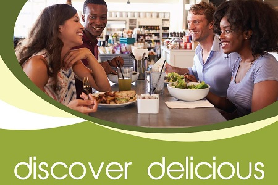 Discover Delicious at Blue Route Mall