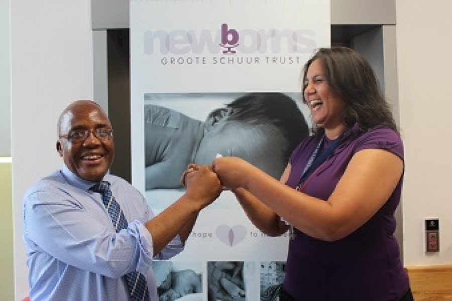 BRAND NEW NEONATAL UNIT FOR GROOTE SCHUUR