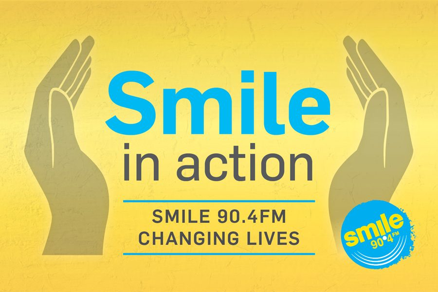 SMILE-IN-ACTION REACHES ITS DREAM