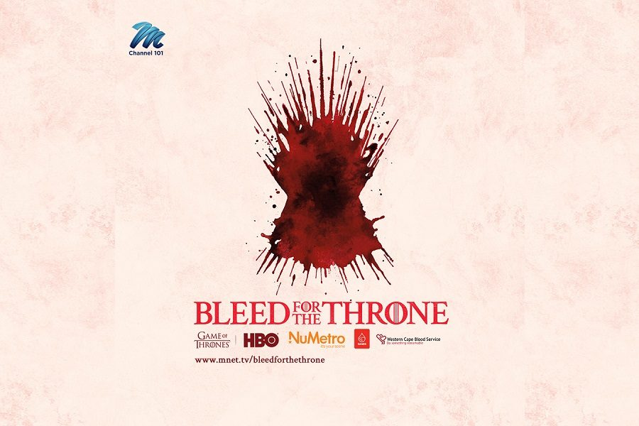 HBO BLEED FOR THE THRONE – BLOOD DRIVE