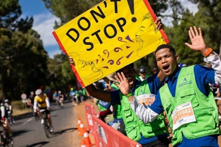 IN PICTURES: CAPE TOWN CYCLE TOUR