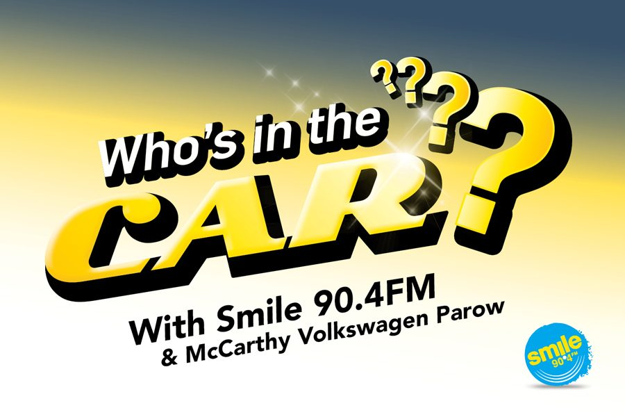 WHO'S IN THE CAR? AND THE WINNER IS…
