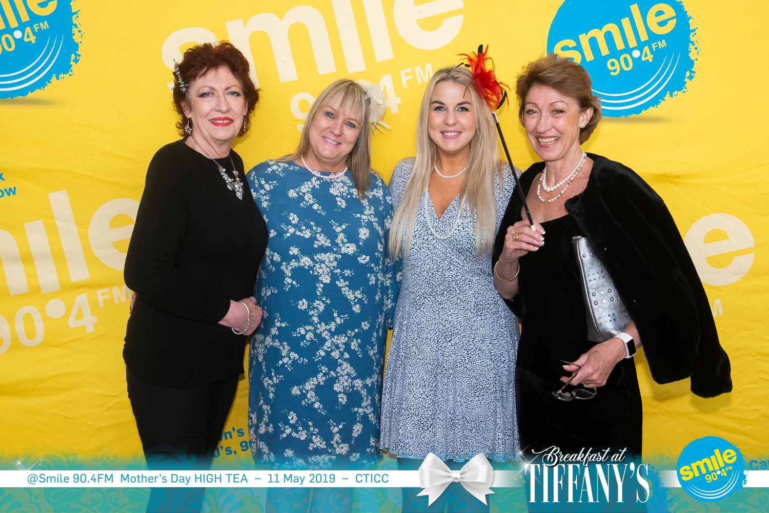 Smile 90.4FM Breakfast at Tiffany's