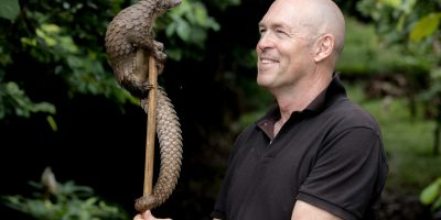 PANGOLIN MOVIE AIMS TO RAISE AWARENESS ABOUT THE ENDANGERED SPECIES