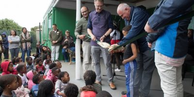 NEW LIBRARY FOR RED HILL COMMUNITY