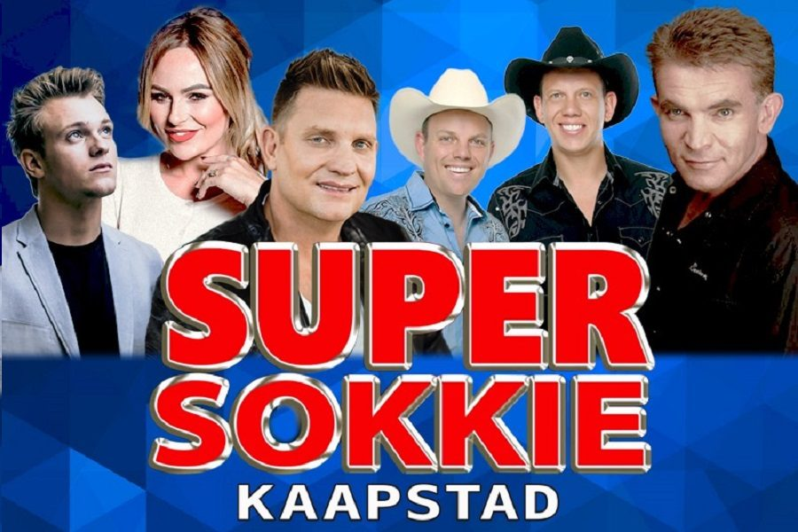 Win tickets to Super Sokkie Cape Town