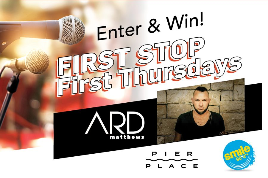Win 1 of 5 VIP Passes to First Stop First Thursday