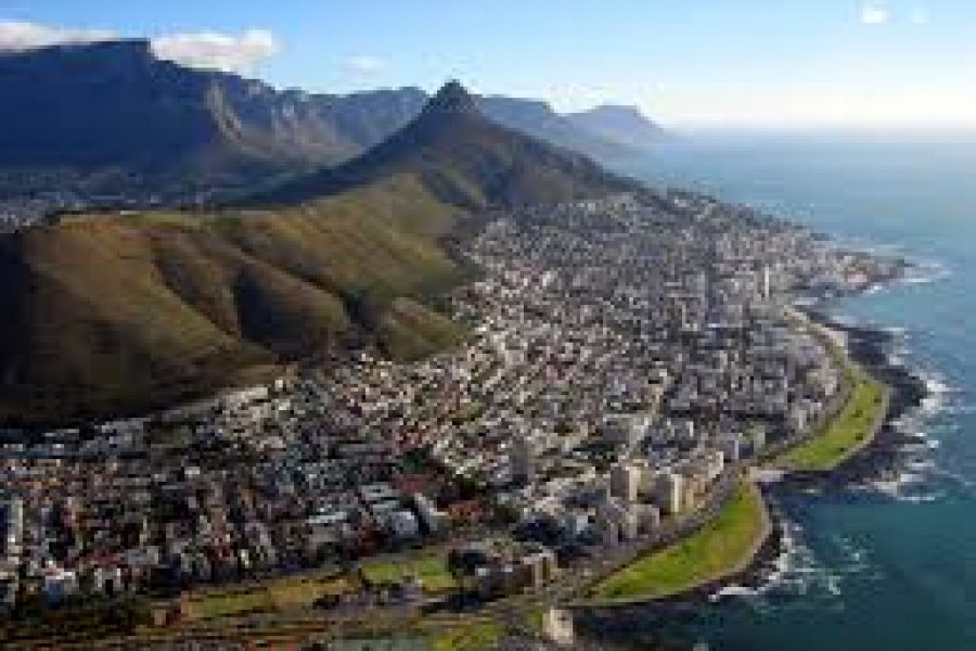 CAPE TOWN A GLOBAL LEADER ON CLIMATE ACTION