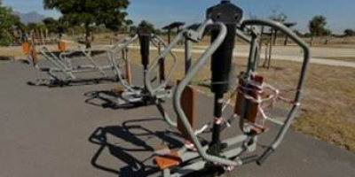 CITY'S GYMS GET PEOPLE ACTIVE