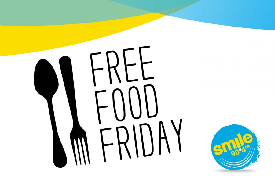Free Food Fridays with Smile 90.4FM and Nandos