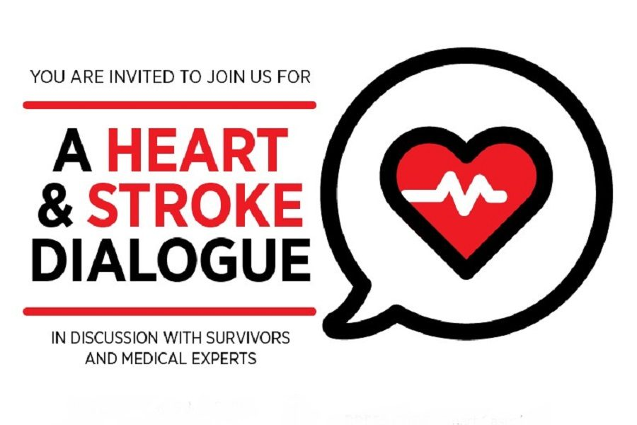 A HEART & STROKE DIALOGUE