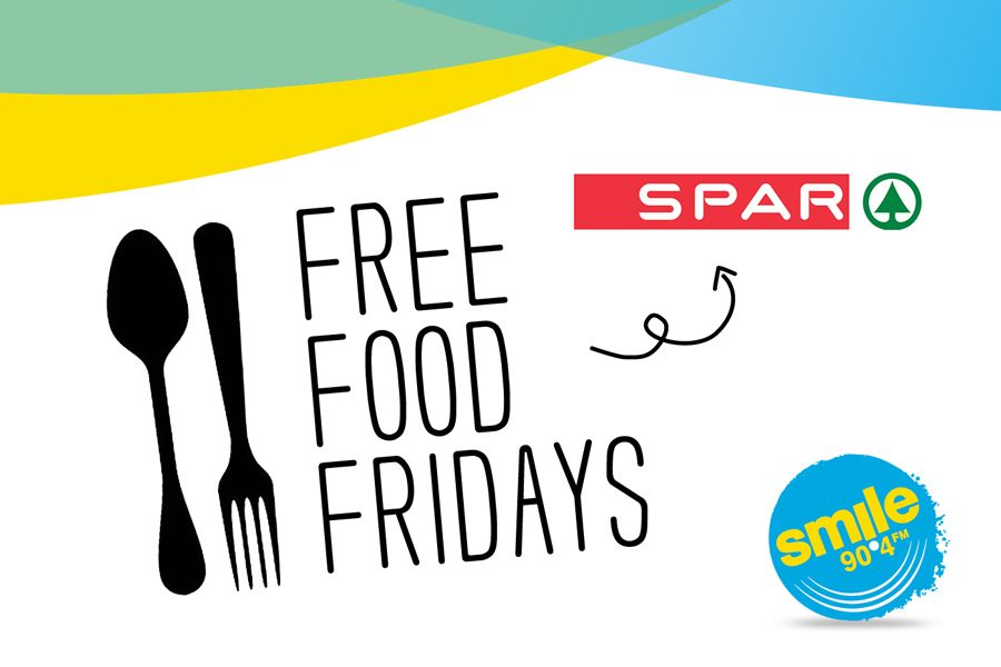 Free Food Fridays with Smile 90.4FM and Spar