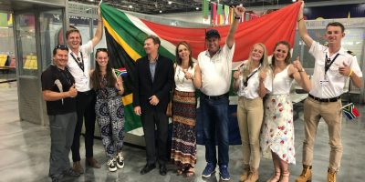 WATCH: SA TEEN AIRCRAFT BUILDERS LAND SAFELY IN EGYPT