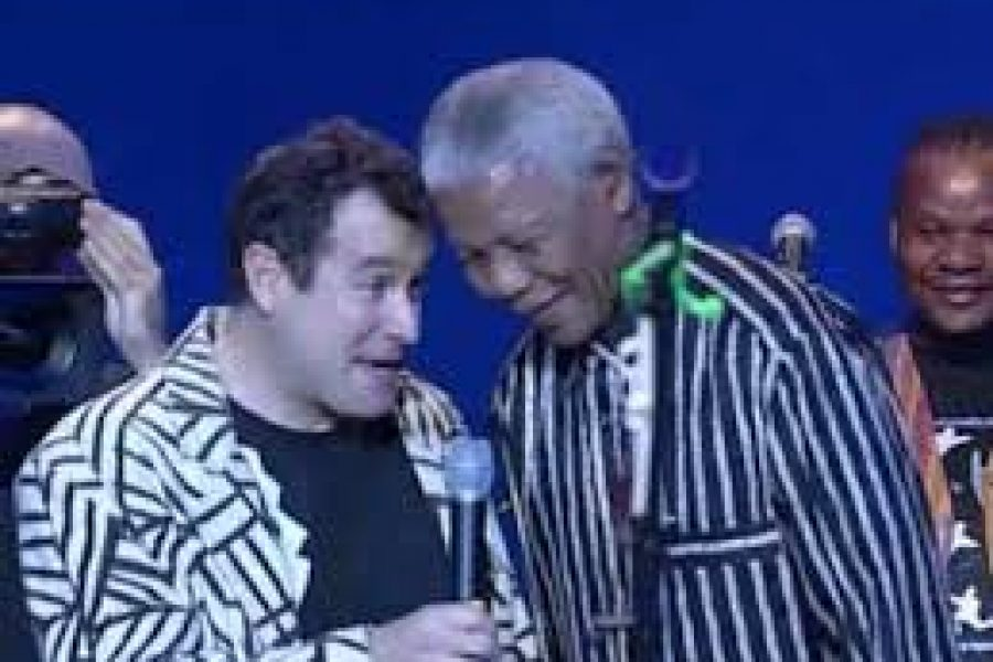 SPECIAL VIDEO OF MADIBA AND JOHNNY CLEGG RELEASED