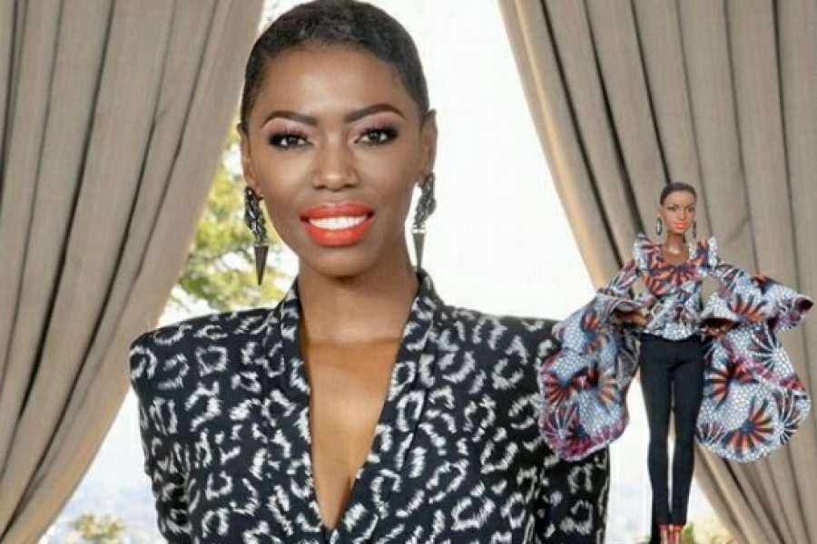 HOT OR NOT: Lira has become the first African to have a Barbie in her honour.