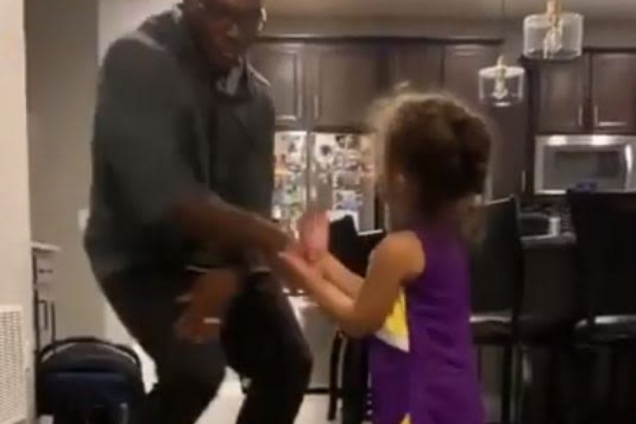 What's Going Viral: Father and Daughter Dance Shocks Dad