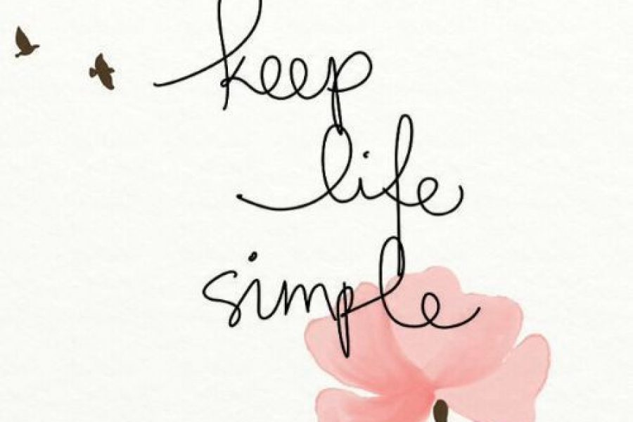 Bailey's Hi-5: 5 Ways to Reclaim the Simple Life