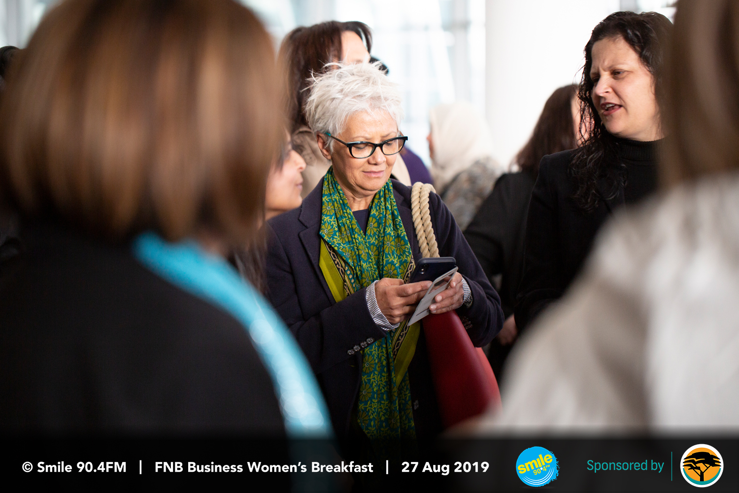 FNB Business Women's Breakfast in Association with Smile 90.4FM