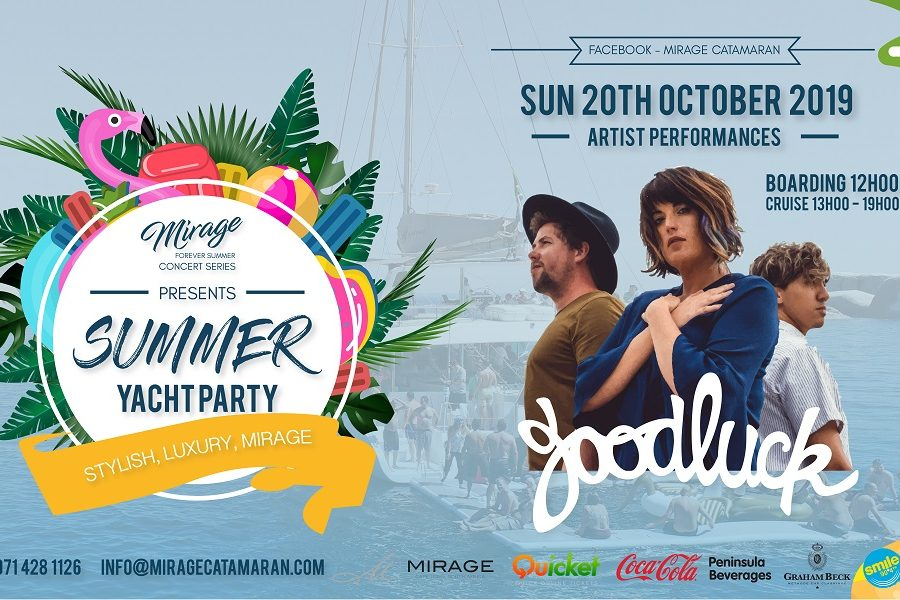 THE MIRAGE 'FOREVER SUMMER CONCERT SERIES' IN ASSOCIATION WITH SMILE 90.4FM