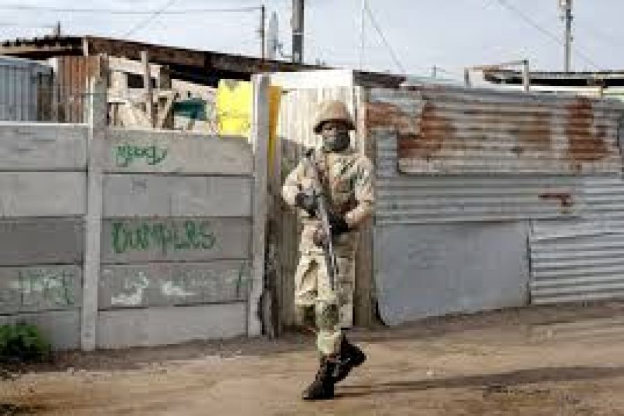 The Honest Truth: Western Cape Government welcomes SANDF deployment extension