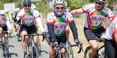 WATCH: D4D GEARS UP FOR CHARITY CYCLING EVENT THIS WEEKEND
