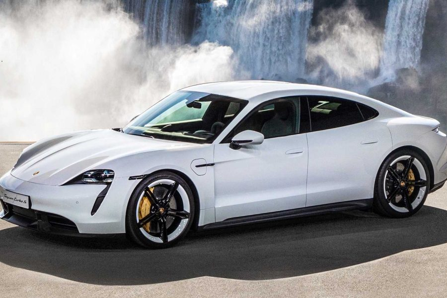 Tech Tuesday with Theunis- What's up with the new Porsche Taycan??