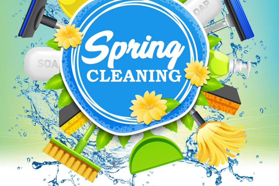 Bailey's Hi-5: 5 Things You've Forgotten to Spring Clean
