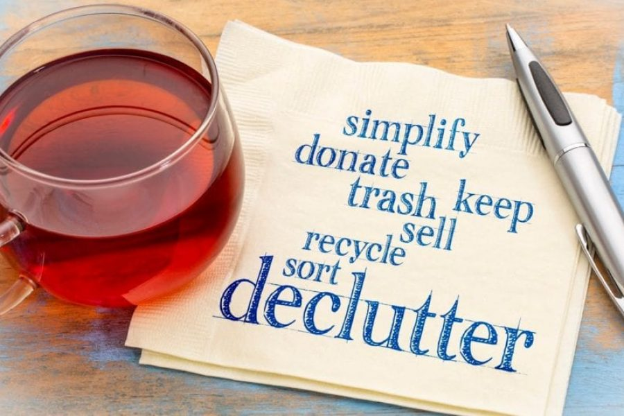 Bailey's Hi-5: 5 Things You Shouldn't Buy if You're Trying to Declutter