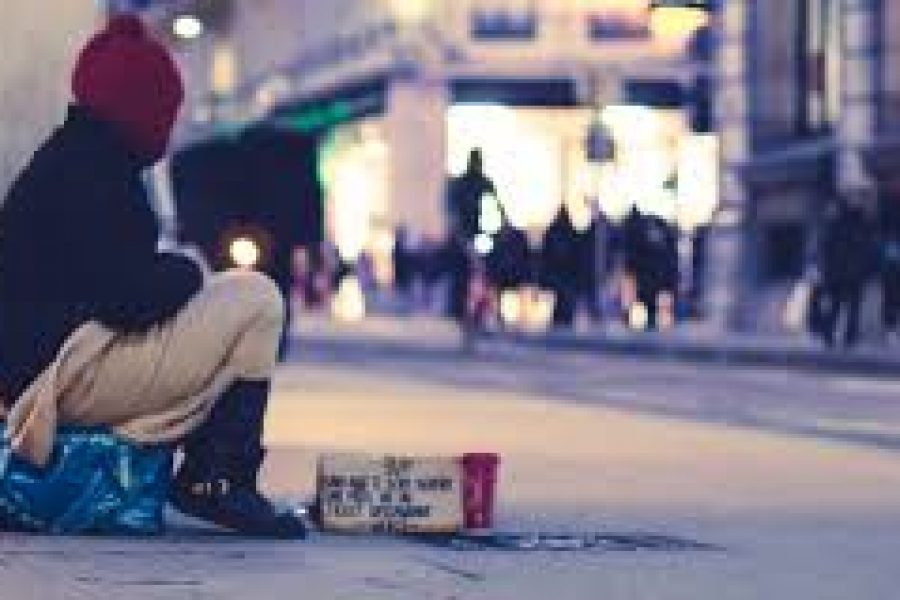 The Honest Truth: Being homeless is not a choice