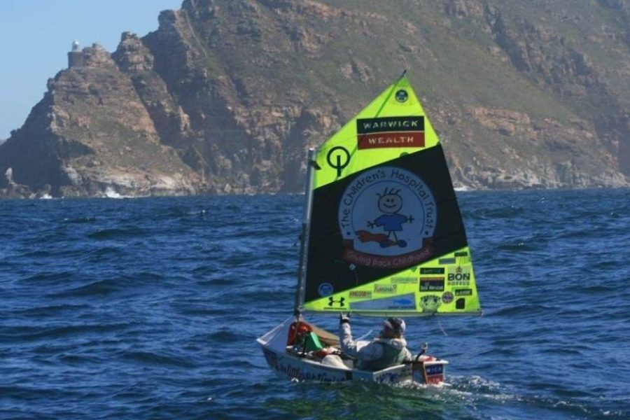 WATCH: AFRICA'S MOST UNIQUE CHARITY EVENT SET TO TAKE TO THE WATERS THIS MONTH