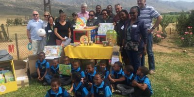 SUCCESSFUL RALLY-TO-READ DRIVE THIS WEEKEND