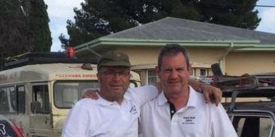 TWO FRIENDS JOIN FORCES TO HELP FARMERS IN NEED