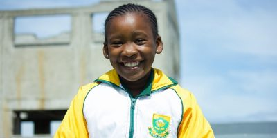 11-year old Young Chess Champ ready to represent the country after receiving her Colours