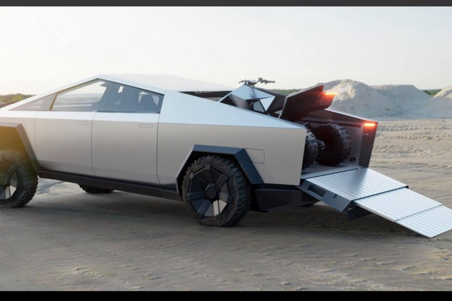 Tech Tuesday with Theunis! Tesla announces it's new futuristic BAKKIE!