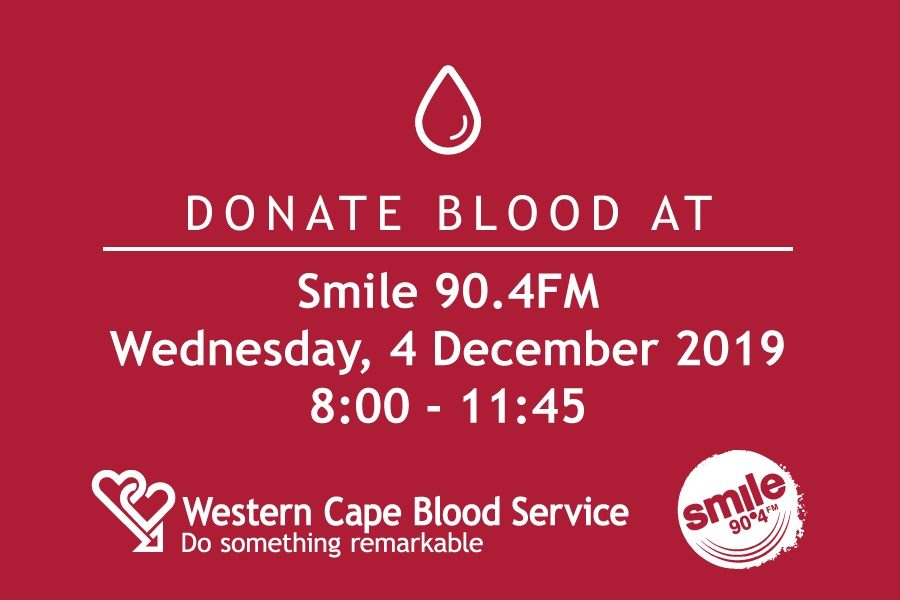 6 Reasons Why You Should Donate Blood On 4th December at Smile 90.4fm!