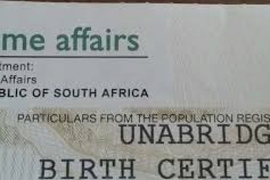 The Honest Truth: Scrapping of unabridged birth certificates welcomed; campaign planned to drive awareness