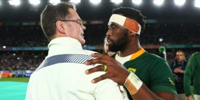 KOLISI'S HEARTFELT 'THANK YOU' TO COACH RASSIE