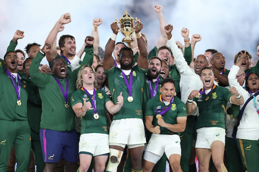 The Honest Truth: England played for a trophy, South Africa played for our country.