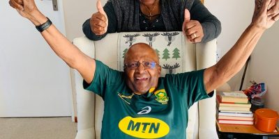 SPECIAL MESSAGE FROM ARCH TUTU FOR THE BOKKE