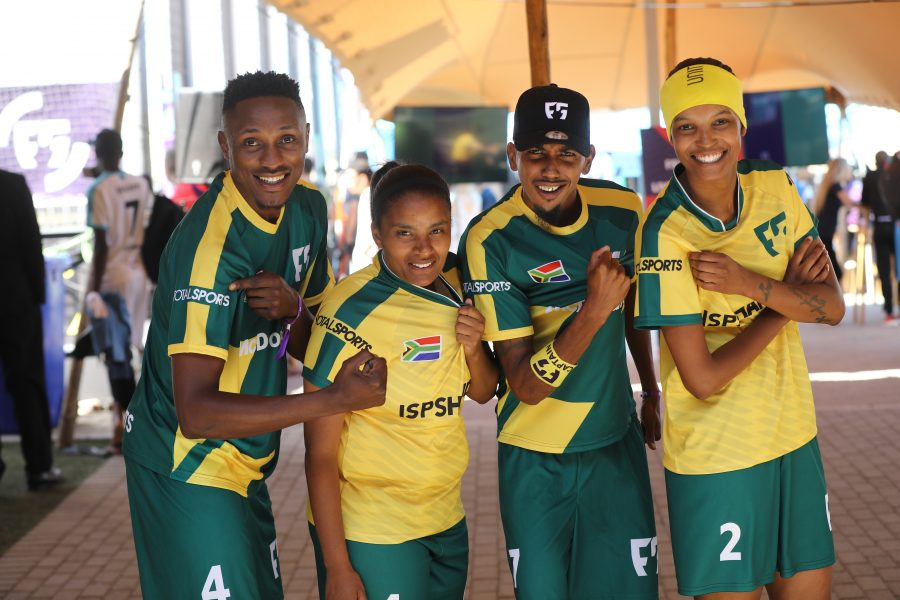 SA MENS AND WOMENS 5-A-SIDE SOCCER TEAMS CROWNED AS WORLD CHAMPIONS