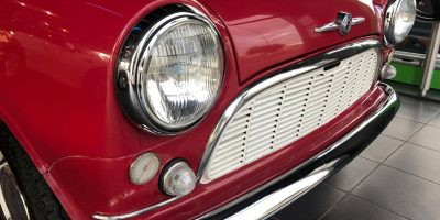 MEET GLORIA – SOUTH AFRICA'S OLDEST MINI