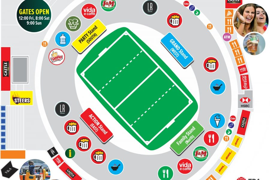 HSBC CAPE TOWN SEVENS – WHAT YOU HAVE TO KNOW