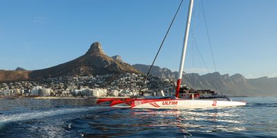 CAPE2RIO COMPETITOR AND WWF TEAM UP TO TACKLE PLASTIC POLLUTION