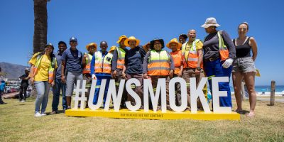 """UNSMOKE"" OUR BEACHES THIS SUMMER"