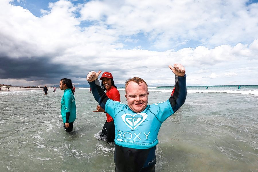 WATCH: VOLUNTEERS NEEDED FOR ADAPTIVE SURFING CLINIC
